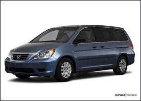 2010 Honda Odyssey Mini Van