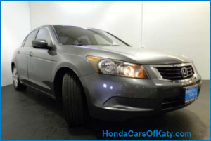 Used 2008 Honda Accord EX-L Katy Houston TX