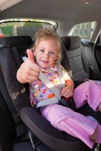 Honda Cars of Katy - Installing Child Safety Seat